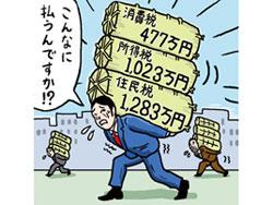 税金 控除4